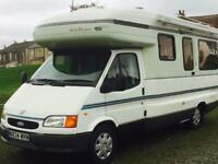 Ford transit legend autosleeper