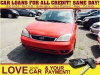 2007 Ford Focus SE * CHECK OUR UNDERK 5K INVENTORY