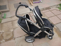 Babystyle Oyster Max in black
