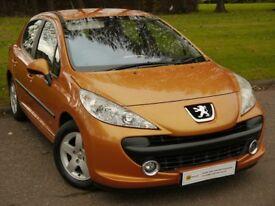 £0 DEPOSIT FINANCE*** Peugeot 207 1.4 16v Sport 5dr ***IDEAL 1ST CAR** FULL SERVICE HISTORY** CHEAP