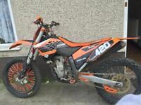Ktm sxf 250 2009