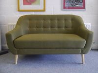 Sofa - Modern Stylish Green Sofa