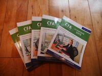 NEW! CFA Level 1 Notes Set