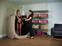Spray Tan! £16-£18 Home based and mobile salon, covering Glasgow and the surrounding areas.