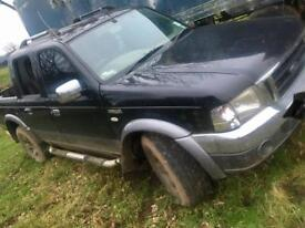 Ford ranger breaking for parts