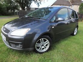2007 Ford Focus C-Max - Excellent MOT until July 2019 Just been Serviced