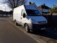 2007 IVECO DAILY 35S12 23 MEDIUM WHEEL BASE (3300) HIGH ROOF VAN. 1 OWNER. ONLY 35,000 MILES