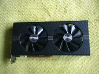 RX 570 8 Gb Sapphire Nitro+ Graphics Card for sale or swap to GTX 1070 or GTX1060