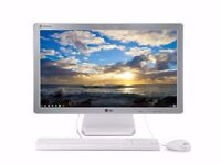 "For Sale LG Chromebase 22"" Class White (22CV241-W)"