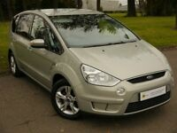 £0 DEPOSIT FINANCE*** (58) Ford S-Max 2.0 TDCi Zetec 5dr ***7 SEATER**FULL SERVICE HISTORY** TIDY
