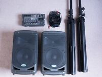 Samson Expedition XP510i - 500 Watt - portable PA System