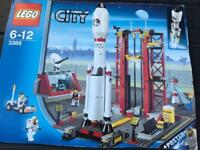 Lego space rocket
