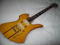 BC Rich Mockingbird for sale  Northamptonshire