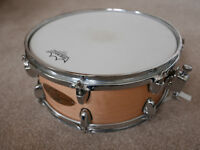 Stagg Jia Series 14'' snare drum in excellent condition