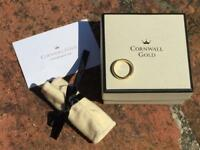 Gold Wedding Ring (ladies) unworn 4mm band