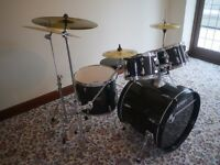 Tama Imperialstar Drum Kit - Black