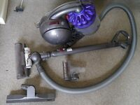 Dyson DC39 Hoover, Fully Serviced and works like new.