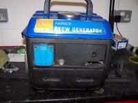 850 WATT Portable Generator