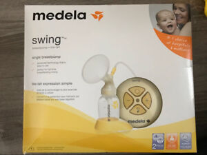 Medela breast pump (nursing feeding)