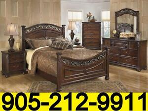 LEAHLYN ashley bedroom set