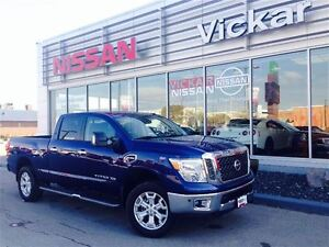 2016 Nissan Titan SV PREMIUM ONLY 374KMS!!!