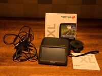 TomTom XL2 IQ Routes Edition Sat Nav (UK & IRL) in Excellent Condition