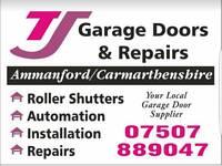 Your local Garage door supplier