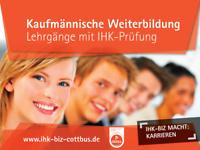 Geprüfter Betriebswirt / Geprüfte Betriebswirtin Brandenburg - Cottbus Vorschau