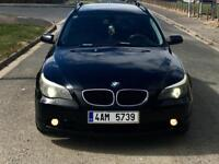 BMW E61 left hand