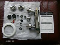 SHOWER CANETIC VALVE AND FITTINGS NEW UNUSED