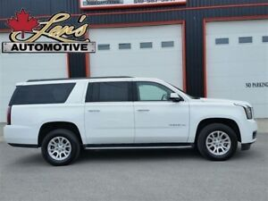 2017 GMC Yukon XL SLT 4x4 - LOADED!!!