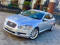 Immaculate Jaguar XF-S (sports) 275 Bhp. FULL Service History. Going Cheap.!