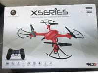 X Series 2.4GHz Six Axis Drone with Camera