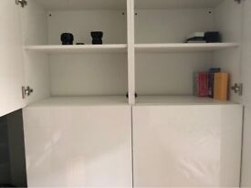 Storage furniture mint condition pick up only
