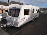 2005 Bailey Pageant Vendee 4 berth caravan, BARGAIN PRICE!