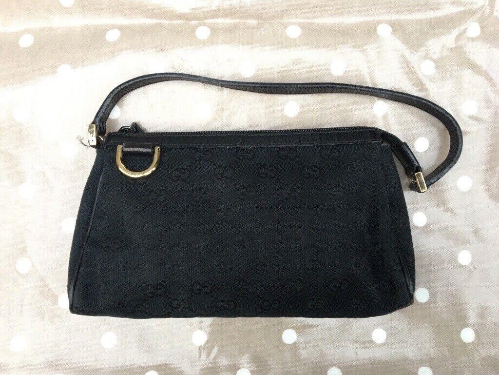 d5a0893fb01 Authentic Gucci Abbey D ring pochette handbag shoulderbag bag
