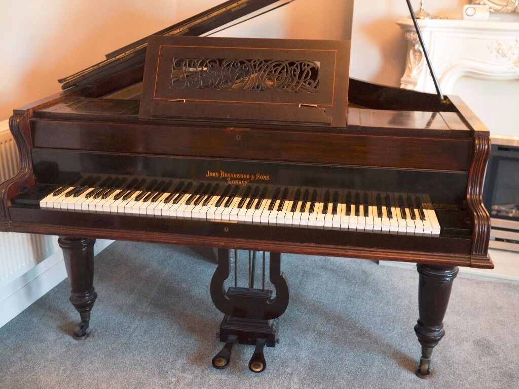 John Broadwood Amp Sons Grand Piano In Newcastle Tyne And