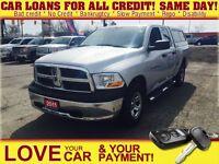 2011 Dodge Ram 1500 SLT * CAR LOANS w/ $0 DOWN OPTION