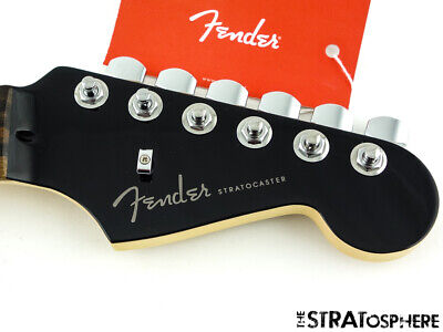 2020 Fender American Professional Stratocaster  Strat  NECK + TUNERS USA  Ebony
