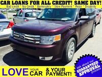 2011 Ford Flex SE * CAR LOANS THAT SUIT YOUR BUDEGT