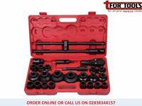 """TM US PRO 1"""" & 3/4 drive socket set TM183"""