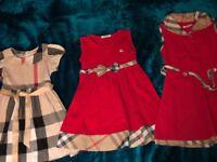 Dress age 4-5 14f