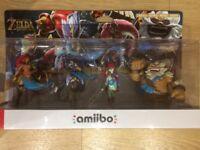 Amiibo Zelda Champions