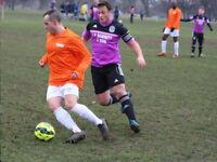 Football teams looking for players, 2 DEFENDERS NEEDED FOR SOUTH LONDON FOOTBALL TEAM . 20DH