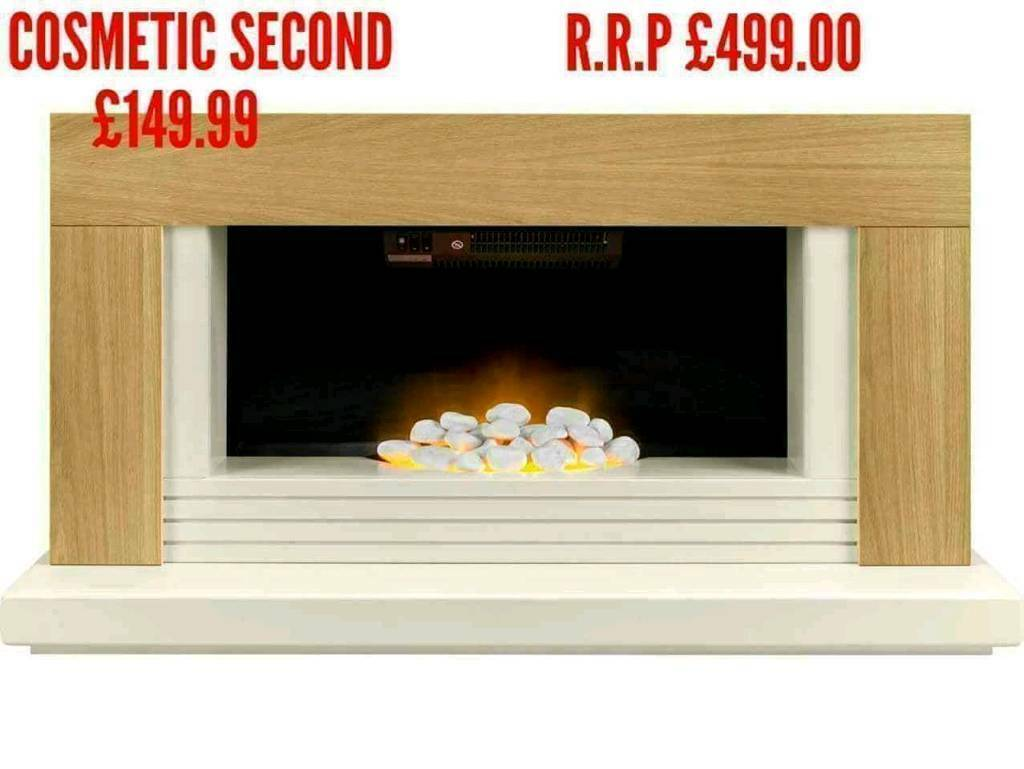 Full electric fire suite