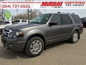 2014 Ford Expedition Limited 4WD *Nav* *Backup Cam* *Heated/Cool
