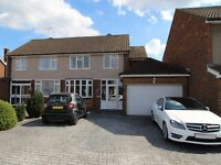 FOUR BEDROOM HOUSE IN ASHFORD near Stanwell Feltham Sunbury Staines Shepperton Heathrow Airport