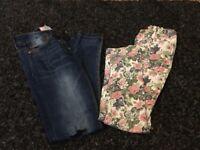 Girls clothes bundle 9-12 years designer jack wills next river island ect