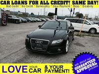 2012 Audi A4 2.0T Premium * LEATHER * POWER ROOF