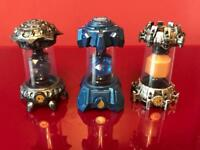 Brand New Skylanders Imaginators Creation Crystals x3 Bundle - Undead, Tech & Water.